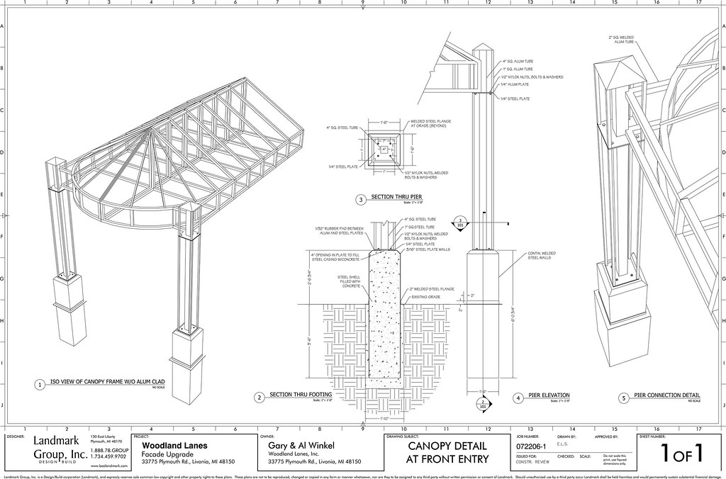 C:\DATA\1 PROJECTS\1 WOODLAND\CAD\SHOP DRAWINGS\CANOPY DET