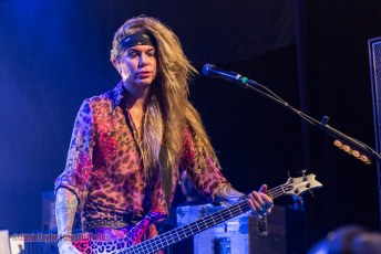 Steel Panther + The Wild! @ The Commodore Ballroom - January 20th 2017