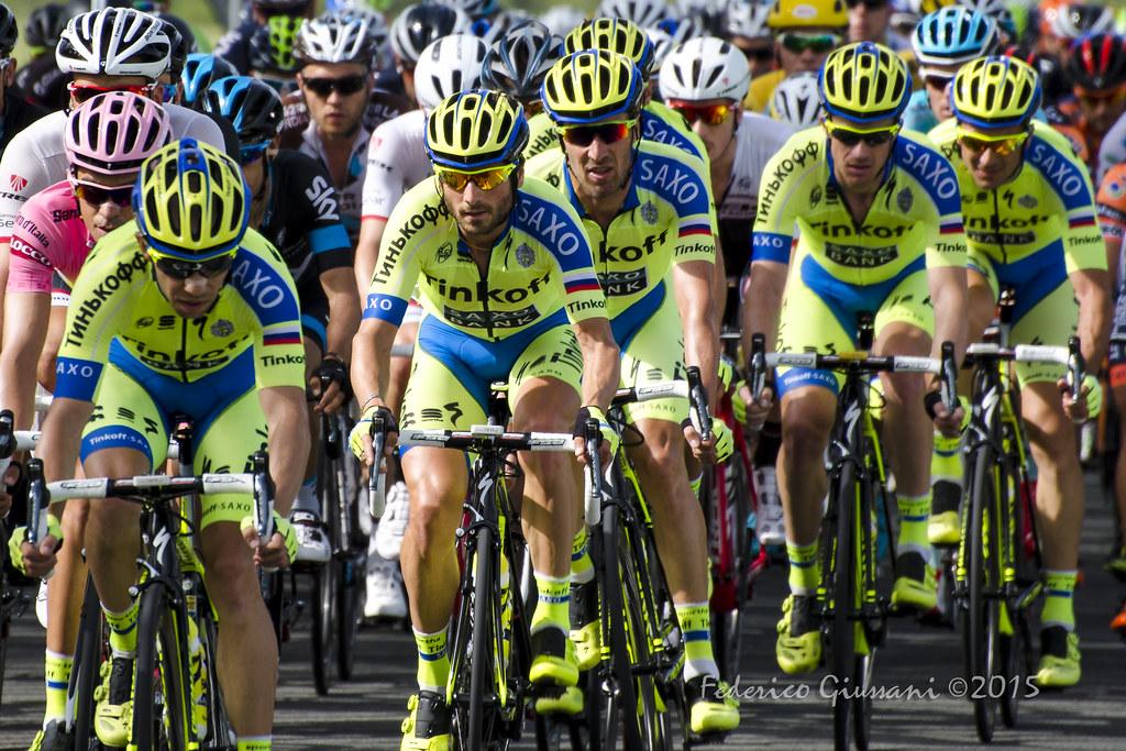 Giro d'Italia 2015 - Castiglione della Pescaia