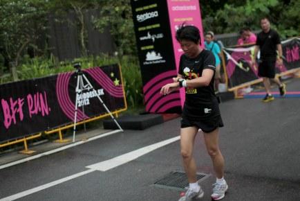 Nike Goddess Run 2012