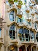 Casa Batllo, Barcelona, vacation with www.frenchescapade.com