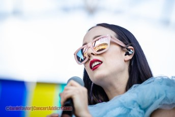 Allie X @ Pemberton Music Festival - July 16th 2015