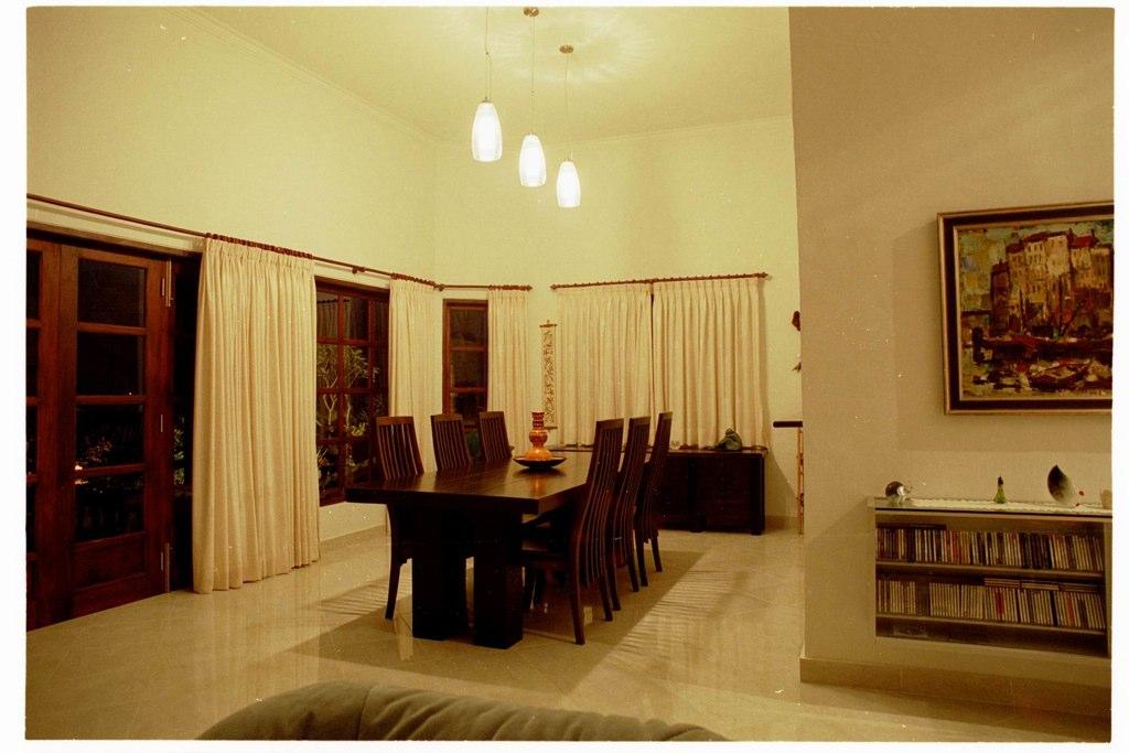 Ruang makan  TropisLiving  Flickr