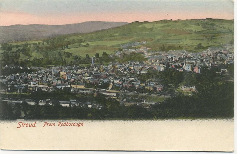 Stroud from RodboroughRodborough 28