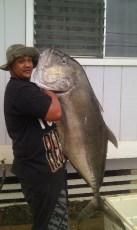 Last nights catch 77.1lbs makai killaz 07/28/13.