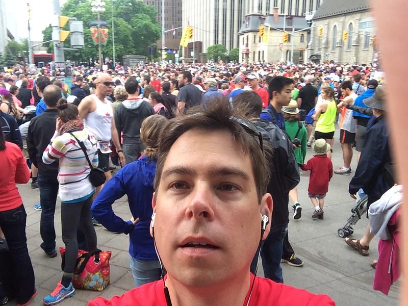 Ottawa Race Weekend half marathon