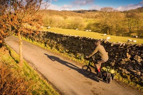 Tern Link P24h: Riding