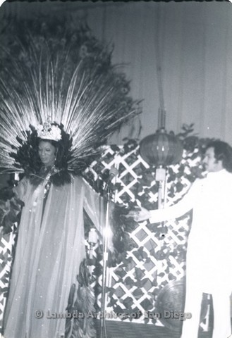 1976 - The Oriental Fantasy Coronation of the Imperial Court de San Diego.