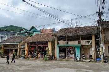 Hmong Houses