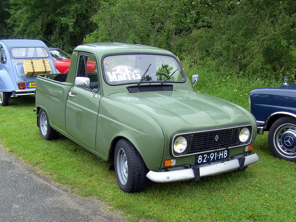 hight resolution of  1976 renault 4 quatrelle pickup by davydutchy