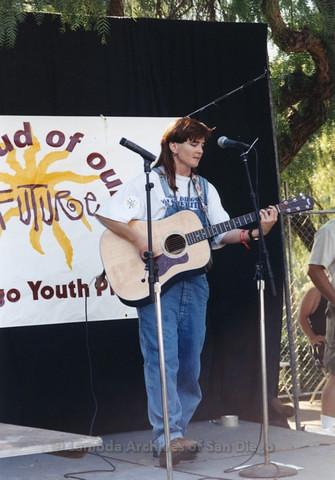 San Diego LGBTQ Pride Festival, 1996