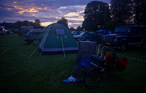 Camping at ATFF