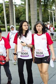 NESTLÉ® OMEGA PLUS® ACTICOL® Love Your Heart Run