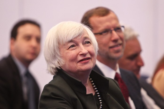 Janet Yellen, Chair of the Board of Governors of the Feder… | Flickr