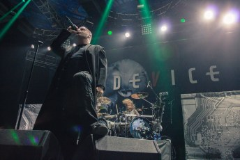 Photos | Device @ Abbotsford Entertainment & Sports Centre – July 29th 2013