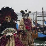 Viajefilos en el Carnaval de Venecia, Mascaras Venecianas 26