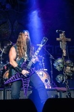 Photos | Black Label Society @ Abbotsford Entertainment & Sports Centre – July 29th 2013