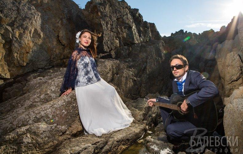 Нина и Людмил