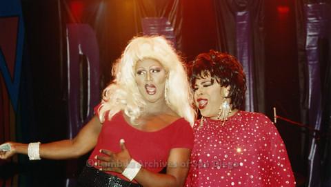 Main Stage at San Diego LGBTQ Pride Festival, 1998