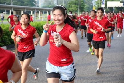 Nike We Run SG 2013
