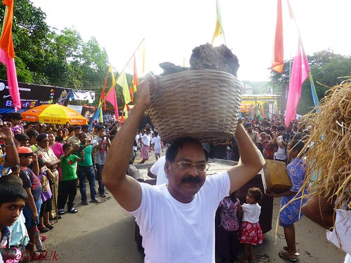 A festival of feces: the villagers of Gumatapura play with cow dung for Gore Habba