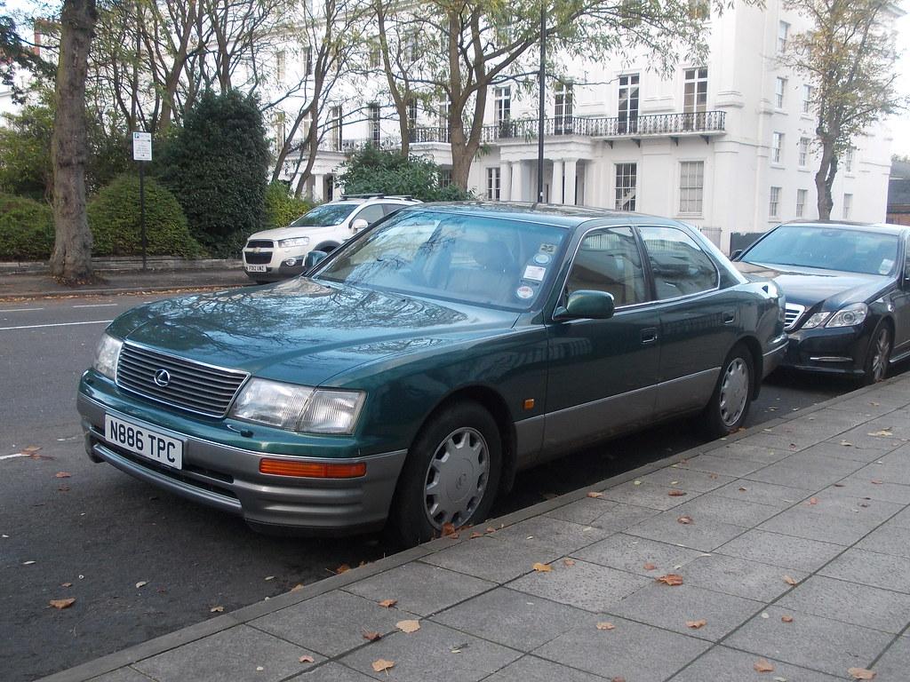 hight resolution of  1996 lexus ls400 by dgk 88