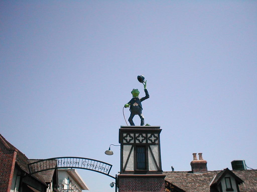 Kermit | Hollywood (California) Usa 2003 | James Hall ...