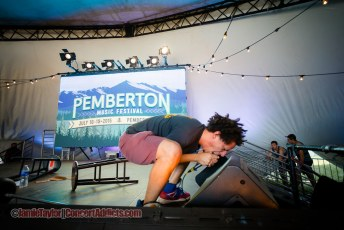 Eric Andre @ Pemberton Music Festival - July 17th 2015