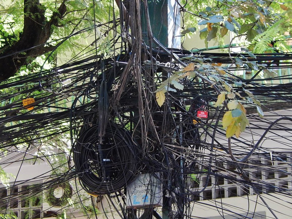 medium resolution of  more crazy wiring by mikecogh