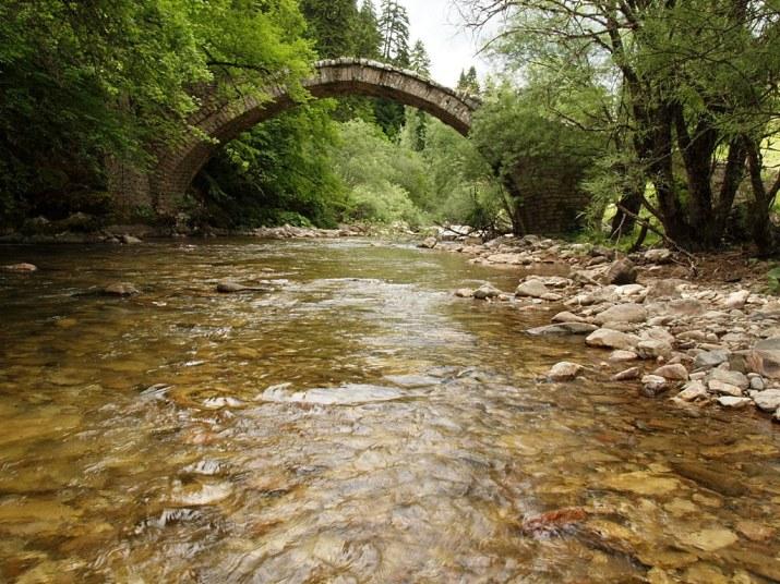 Το γεφύρι του Μίχου   Βρίσκεται στην Ανθούσα Τρικάλων και γε…   Flickr