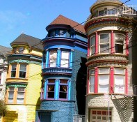 Victorian Houses-Painting Workshop in San Francisco organized by www.frenchescapade.com
