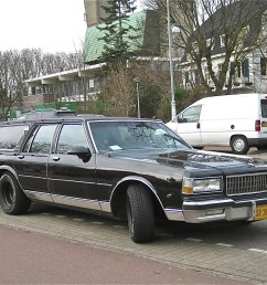 1987 chevrolet caprice wagon hearse [ 1024 x 768 Pixel ]