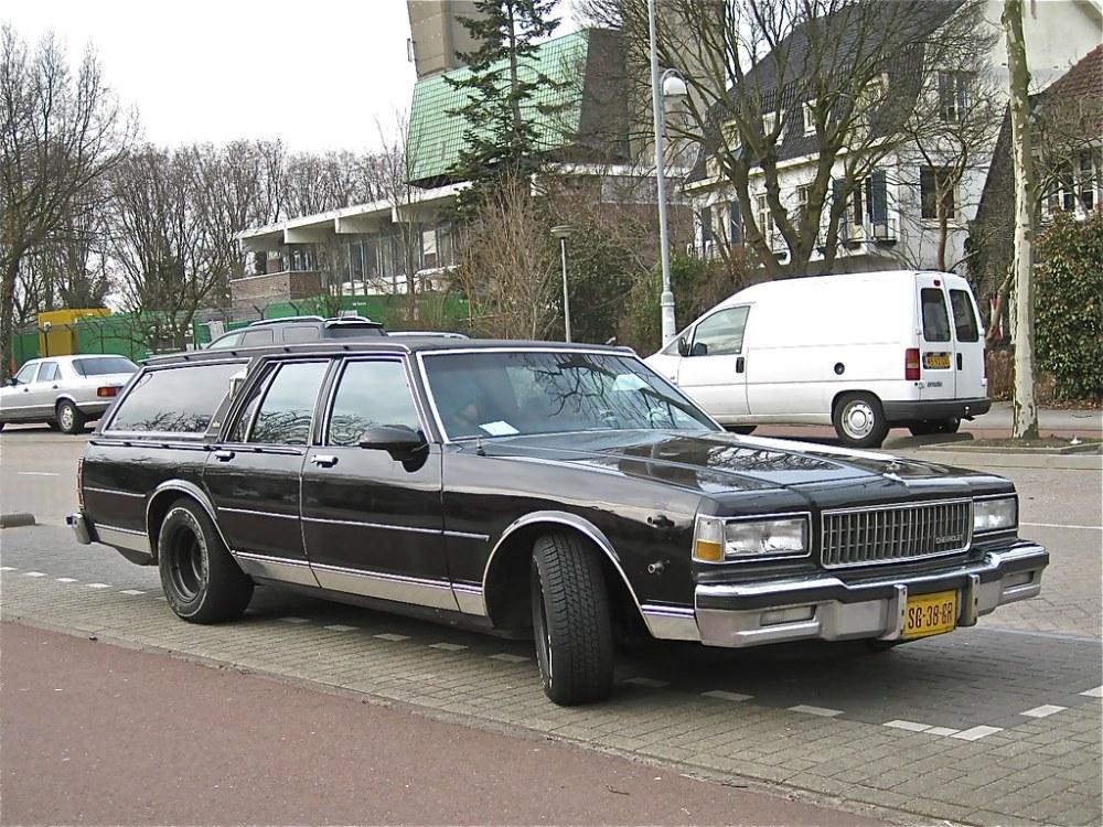 medium resolution of 1987 chevrolet caprice wagon hearse
