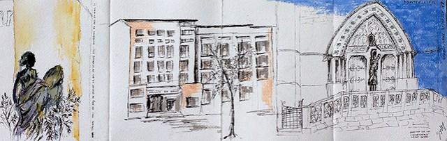 Sketchcrawl 19/10/2013 Après-midi