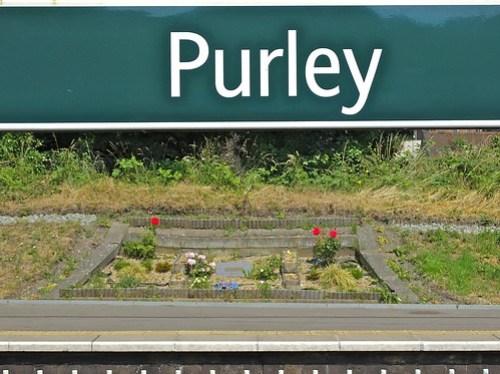 Purley Memorial Garden