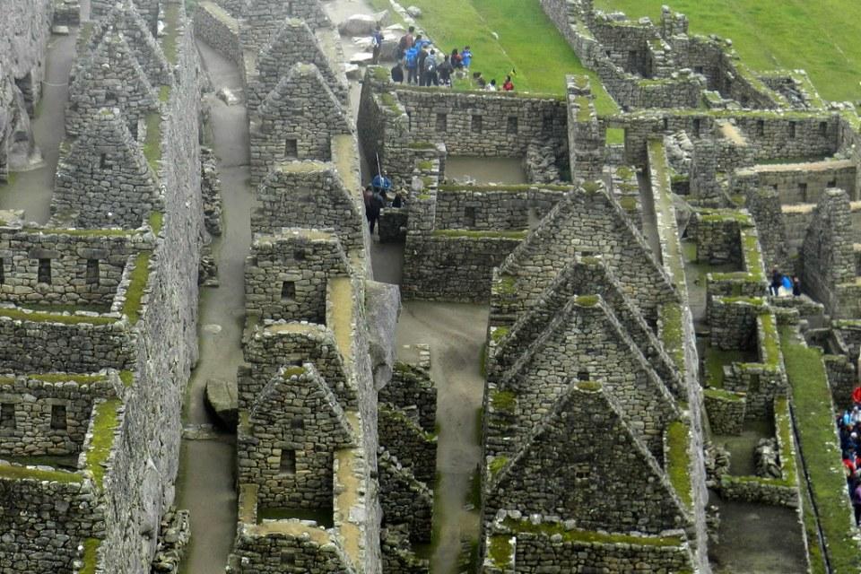 Peru Machu Picchu Casa del Inca 01