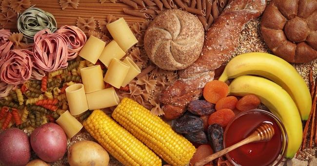 Alimentazione e Nuoto: CARBOIDRATI, conoscerli e quale scegliere