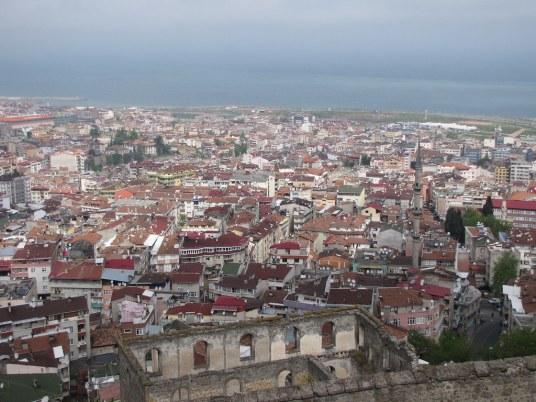Ortahisar Area The Center Of Trabzon