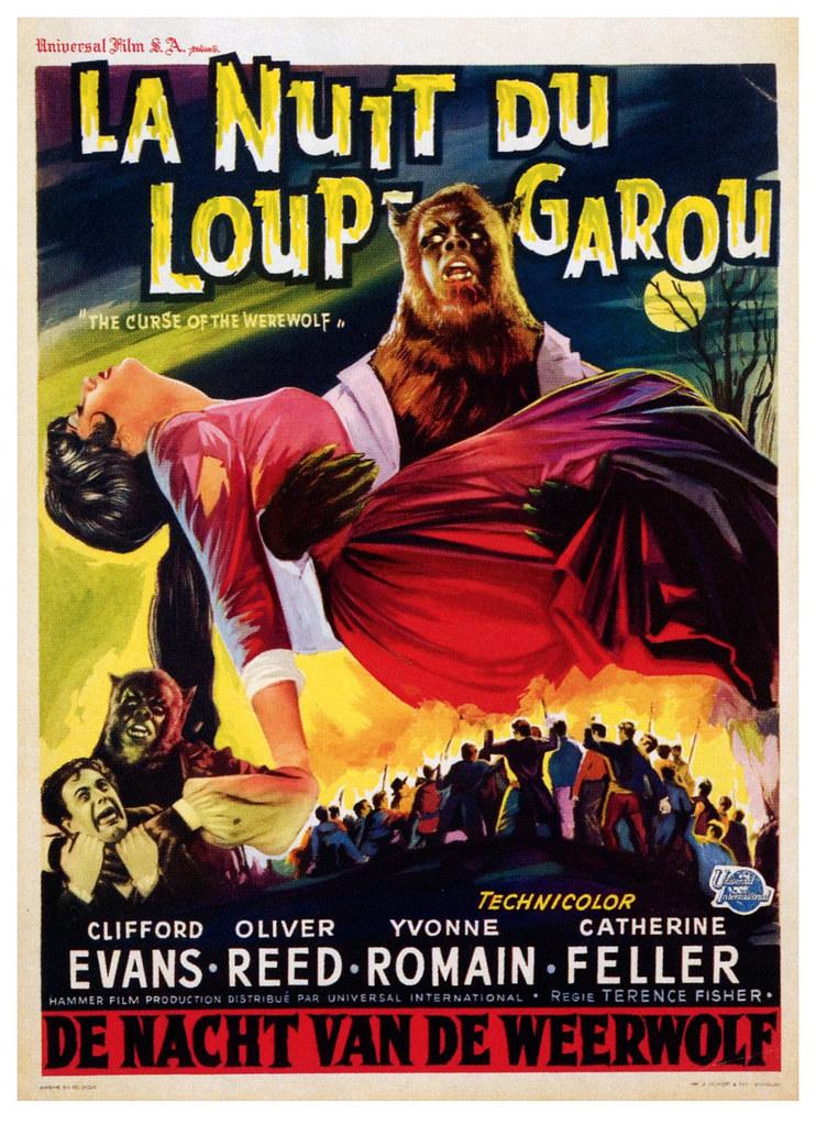 La Nuit Du Loup Garou : garou, Garou, Night, Werewolf), Belgian, Flickr