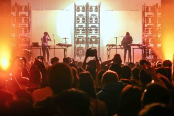 Porter Robinson + Madeon @ The Danforth Music Hall - November 13th 2016 © William Selviz