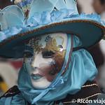 Viajefilos en el Carnaval de Venecia, Mascaras Venecianas 12