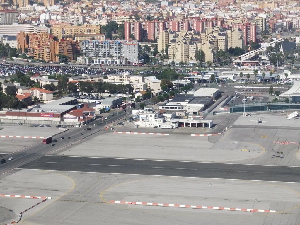 Gibraltar | Gibraltar Airport is still formally designated a… | Flickr