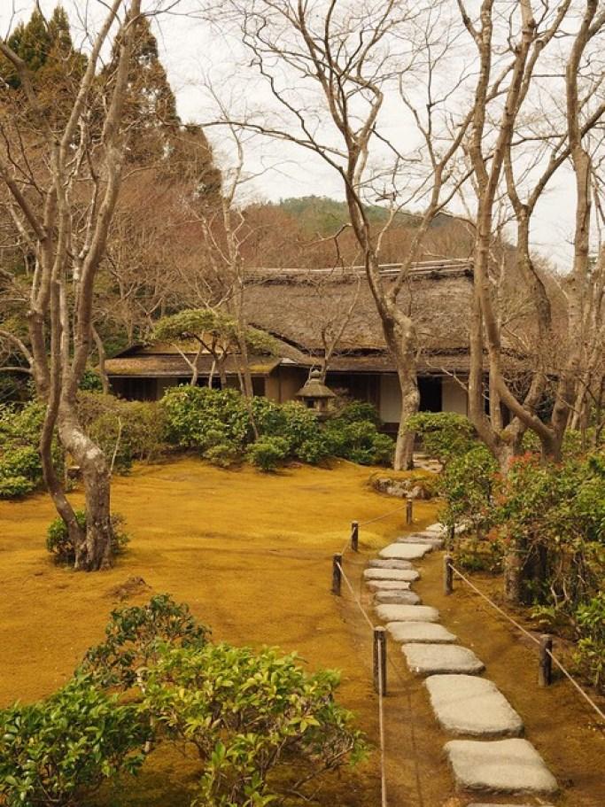Ōkōchi Sansō 大河内山荘