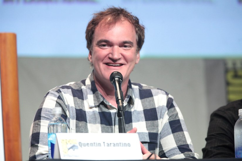 Quentin Tarantino | Quentin Tarantino speaking at the 2015 S… | Flickr