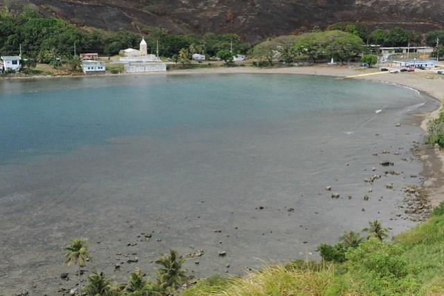 Umatac Bay, 2014