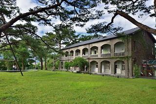DSC_8299~1松園別館   「松 園別館」約建於1943-1944(約昭和18年),因老松林立,環境清幽,因而得名…   Flickr