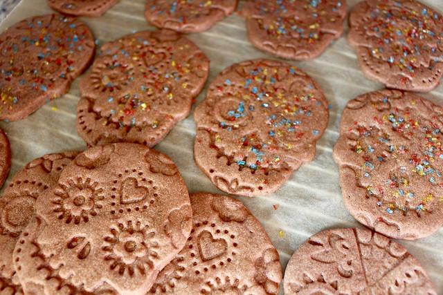 Chocolate Cinn Chipotle Cookies - 20