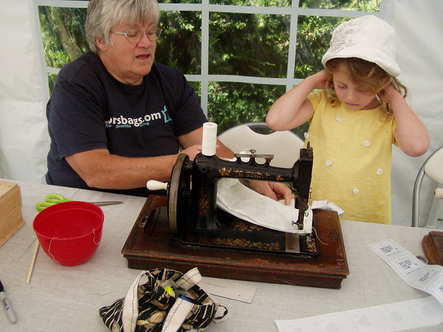 Coastal Valley sewing 1