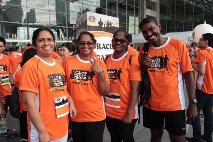 Orange Ribbon Run 2014