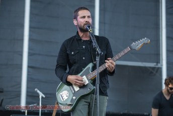 Sam Roberts Band @ Squamish Valley Music Festival - August 9th 2014
